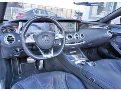 Mercedes Classe S 500 cabriolet Executive BVA - <small></small> 71.900 € <small>TTC</small> - #18