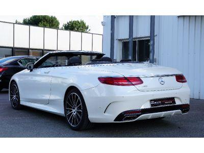 Mercedes Classe S 500 cabriolet Executive BVA - <small></small> 71.900 € <small>TTC</small> - #19
