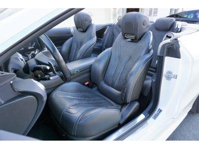 Mercedes Classe S 500 cabriolet Executive BVA - <small></small> 71.900 € <small>TTC</small> - #25