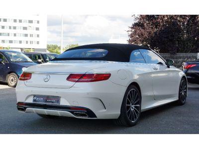 Mercedes Classe S 500 cabriolet Executive BVA - <small></small> 71.900 € <small>TTC</small> - #28