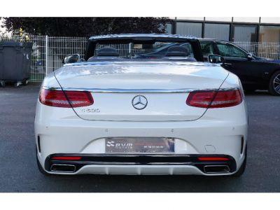 Mercedes Classe S 500 cabriolet Executive BVA - <small></small> 71.900 € <small>TTC</small> - #29