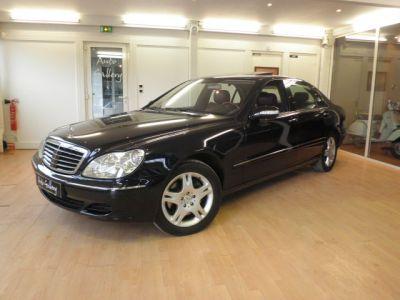 Mercedes Classe S 500 L BVA 4 MATIC - <small></small> 13.800 € <small>TTC</small> - #1