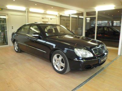 Mercedes Classe S 500 L BVA 4 MATIC - <small></small> 13.800 € <small>TTC</small> - #7