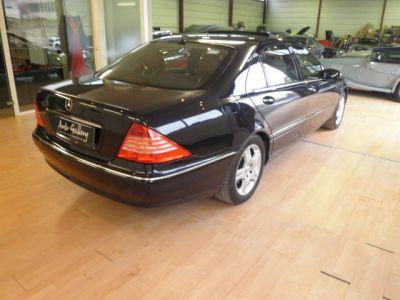 Mercedes Classe S 500 L BVA 4 MATIC - <small></small> 13.800 € <small>TTC</small> - #9