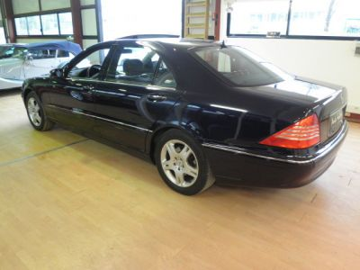 Mercedes Classe S 500 L BVA 4 MATIC - <small></small> 13.800 € <small>TTC</small> - #10
