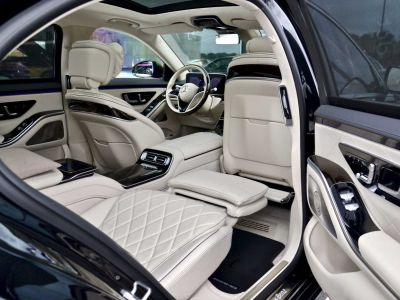Mercedes Classe S 500 Long 4M AMG Executive Rear Seats 21' Exclusive - <small></small> 149.900 € <small>TTC</small> - #31