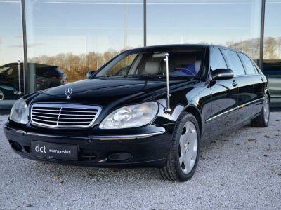 Mercedes Classe S 500 Original PULLMAN - - 65000km - - Belgian Car - <small></small> 69.900 € <small>TTC</small> - #1