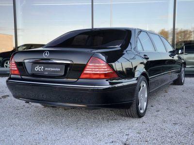 Mercedes Classe S 500 Original PULLMAN - - 65000km - - Belgian Car - <small></small> 69.900 € <small>TTC</small> - #3