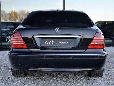 Mercedes Classe S 500 Original PULLMAN - - 65000km - - Belgian Car - <small></small> 69.900 € <small>TTC</small> - #4