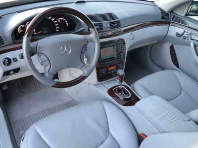 Mercedes Classe S 500 Original PULLMAN - - 65000km - - Belgian Car - <small></small> 69.900 € <small>TTC</small> - #8