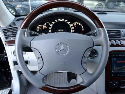 Mercedes Classe S 500 Original PULLMAN - - 65000km - - Belgian Car - <small></small> 69.900 € <small>TTC</small> - #11
