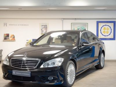 Mercedes Classe S – Benz S500 4MATIC - <small></small> 19.900 € <small>TTC</small> - #1