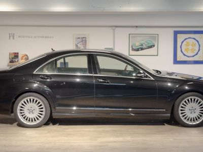 Mercedes Classe S – Benz S500 4MATIC - <small></small> 19.900 € <small>TTC</small> - #4