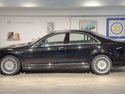 Mercedes Classe S – Benz S500 4MATIC - <small></small> 19.900 € <small>TTC</small> - #10