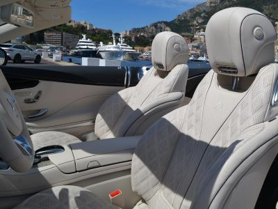 Mercedes Classe S Cabriolet 650 Maybach 7G-Tronic Plus - <small></small> 285.000 € <small>TTC</small>