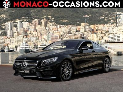 Mercedes Classe S Coupe/CL 500 4Matic 9G-Tronic - <small></small> 74.000 € <small>TTC</small> - #1