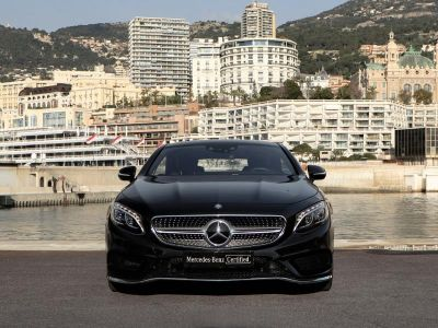 Mercedes Classe S Coupe/CL 500 4Matic 9G-Tronic - <small></small> 74.000 € <small>TTC</small> - #2