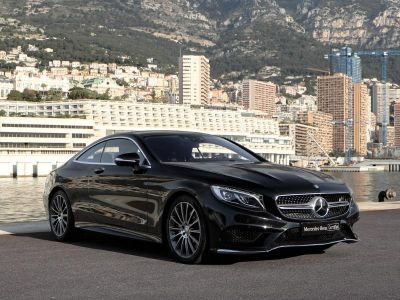 Mercedes Classe S Coupe/CL 500 4Matic 9G-Tronic - <small></small> 74.000 € <small>TTC</small> - #3