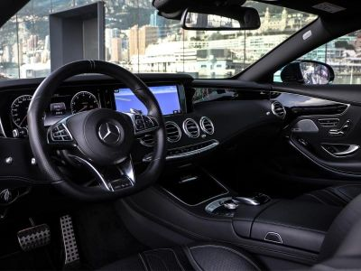 Mercedes Classe S Coupe/CL 500 4Matic 9G-Tronic - <small></small> 74.000 € <small>TTC</small> - #4