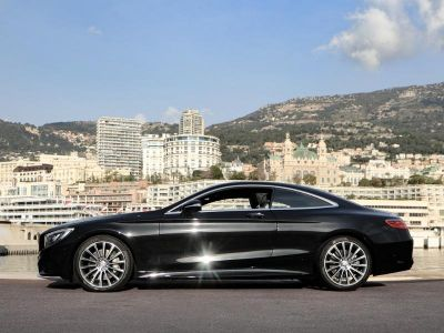 Mercedes Classe S Coupe/CL 500 4Matic 9G-Tronic - <small></small> 74.000 € <small>TTC</small> - #8