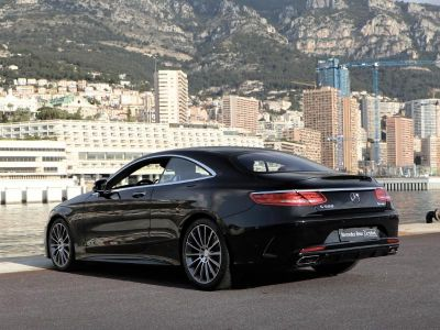 Mercedes Classe S Coupe/CL 500 4Matic 9G-Tronic - <small></small> 74.000 € <small>TTC</small> - #9