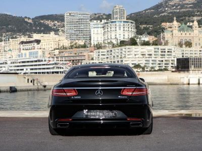Mercedes Classe S Coupe/CL 500 4Matic 9G-Tronic - <small></small> 74.000 € <small>TTC</small> - #10