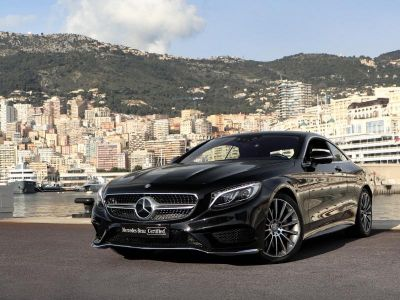 Mercedes Classe S Coupe/CL 500 4Matic 9G-Tronic - <small></small> 74.000 € <small>TTC</small> - #12