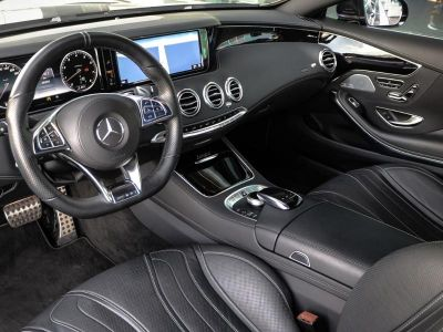 Mercedes Classe S Coupe/CL 500 4Matic 9G-Tronic - <small></small> 74.000 € <small>TTC</small> - #13