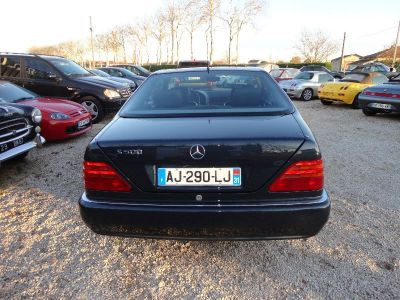 Mercedes Classe S COUPE/CL 500 CL - <small></small> 10.500 € <small>TTC</small> - #7