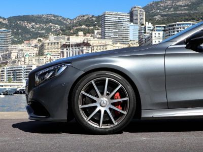 Mercedes Classe S Coupe/CL 63 AMG 4Matic Speedshift MCT AMG - <small></small> 108.000 € <small>TTC</small>