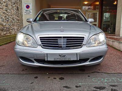 Mercedes Classe S MERCEDES CLASSE S V 600 LIMOUSINE BVA 43CV - <small></small> 19.999 € <small>TTC</small> - #2