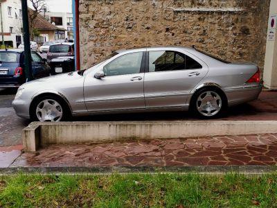Mercedes Classe S MERCEDES CLASSE S V 600 LIMOUSINE BVA 43CV - <small></small> 19.999 € <small>TTC</small> - #4