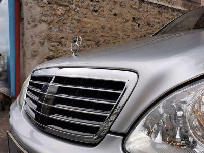 Mercedes Classe S MERCEDES CLASSE S V 600 LIMOUSINE BVA 43CV - <small></small> 19.999 € <small>TTC</small> - #6