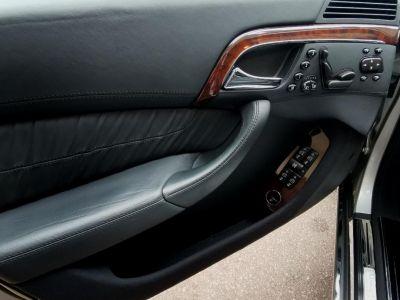 Mercedes Classe S MERCEDES CLASSE S V 600 LIMOUSINE BVA 43CV - <small></small> 19.999 € <small>TTC</small> - #10
