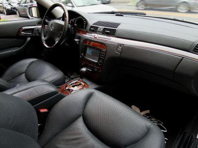 Mercedes Classe S MERCEDES CLASSE S V 600 LIMOUSINE BVA 43CV - <small></small> 19.999 € <small>TTC</small> - #11