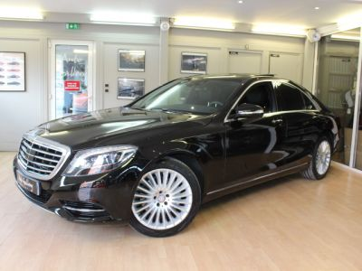 Mercedes Classe S S 350 D - <small></small> 37.800 € <small>TTC</small>
