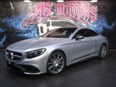 Mercedes Classe S S63 AMG COUPE - <small></small> 82.900 € <small>TTC</small> - #1