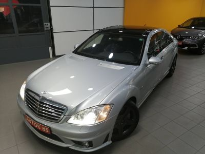 Mercedes Classe S (W221) 63 AMG L 7GTRO SPEEDSHIFT - <small></small> 36.000 € <small>TTC</small> - #3