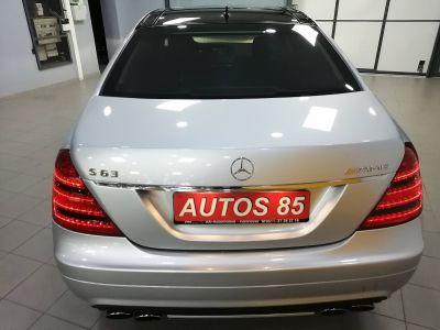 Mercedes Classe S (W221) 63 AMG L 7GTRO SPEEDSHIFT - <small></small> 36.000 € <small>TTC</small> - #4