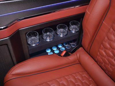 Mercedes Classe V 250 D FASCINATION VIP ROVELVER - <small></small> 189.900 € <small>TTC</small>