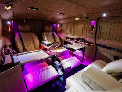 Mercedes Classe V V300 D VIP - <small></small> 189.900 € <small></small> - #19