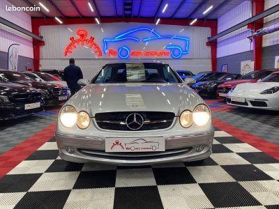 Mercedes CLK 320 3.2l i Coupé 218cv v6 - <small></small> 6.490 € <small>TTC</small> - #1