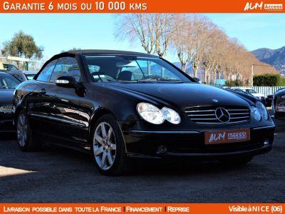 Mercedes CLK CABRIOLET AVANTGARDE 200 1.8 163 - <small></small> 7.990 € <small>TTC</small> - #2