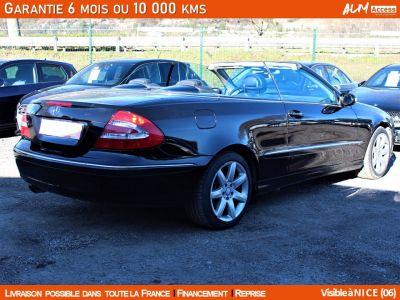 Mercedes CLK CABRIOLET AVANTGARDE 200 1.8 163 - <small></small> 7.990 € <small>TTC</small> - #3