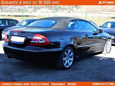 Mercedes CLK CABRIOLET AVANTGARDE 200 1.8 163 - <small></small> 7.990 € <small>TTC</small> - #5