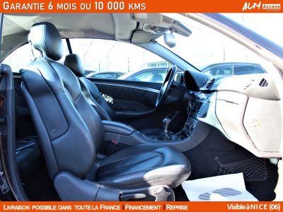 Mercedes CLK CABRIOLET AVANTGARDE 200 1.8 163 - <small></small> 7.990 € <small>TTC</small> - #6