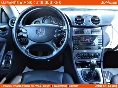Mercedes CLK CABRIOLET AVANTGARDE 200 1.8 163 - <small></small> 7.990 € <small>TTC</small> - #7
