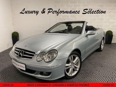 Mercedes CLK MERCEDES CLK II CABRIOLET 500 AVANTGARDE BVA - <small></small> 22.990 € <small>TTC</small> - #1