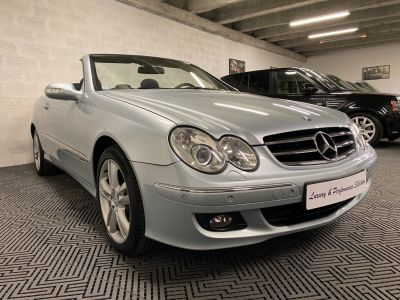 Mercedes CLK MERCEDES CLK II CABRIOLET 500 AVANTGARDE BVA - <small></small> 22.990 € <small>TTC</small> - #2