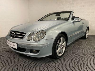 Mercedes CLK MERCEDES CLK II CABRIOLET 500 AVANTGARDE BVA - <small></small> 22.990 € <small>TTC</small> - #4